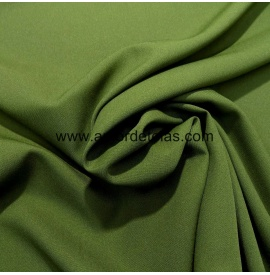 Stretch Color Verde caqui