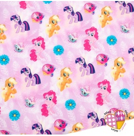 Popelin Caricaturas Little Pony